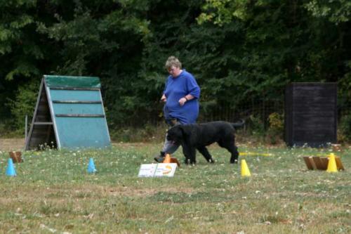 AJH training astrid zorn